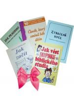 Knihy na téma vedení a pomoc začátečníkům