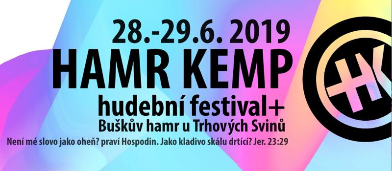Hamr Kemp 2019