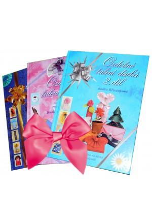 Ozdobné balení dárků 1.-3. díl