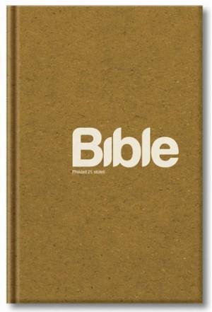 Bible 21 - pevné desky (doprodej)