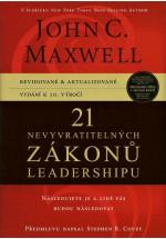 21 nevyvratitelných zákonů leadershipu (pevná vaz.)