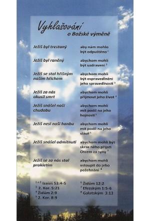 Karta povzbuzení – O Božské výměně