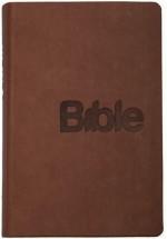 Bible 21 - 2018 - imitace kůže (chestnut)