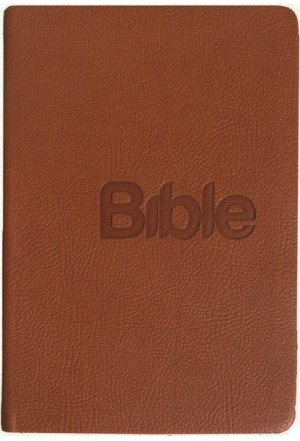 Bible 21 - imitace kůže, charme chocolat