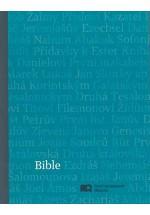 Bible ČEP malá tyrkys