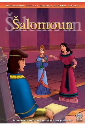 DVD Šalomoun