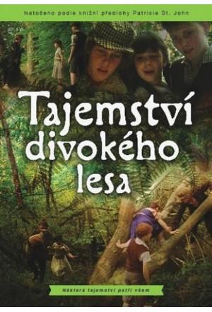 DVD Tajemství divokého lesa