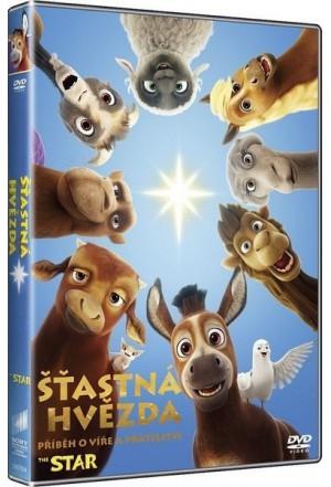 DVD Šťastná hvězda