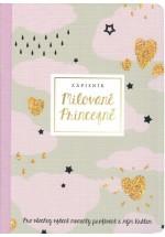 Milované Princezně - zápisník (violet)