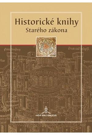 Bible, SZ Historické knihy NBK