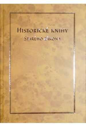 Bible, SZ Historické knihy NBK (bez přebalu)