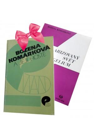Akce 2 knihy Komárková