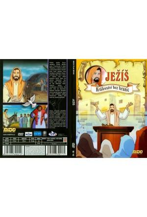 DVD Ježíš (Království bez hranic)