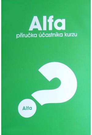 Alfa – příručka účastníka kurzu