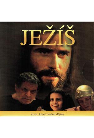 DVD Ježíš (kartonová pošetka)