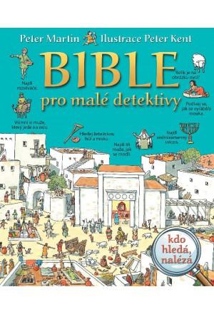 Bible pro malé detektivy (1ks)