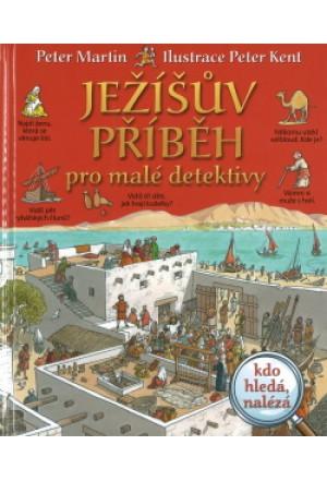 Ježíšův příběh pro malé detektivy