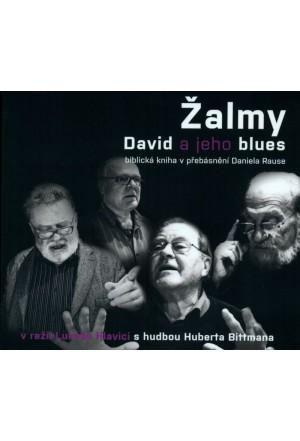 CD Žalmy - David a jeho blues