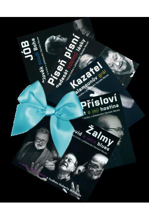 CD Biblická poezie – komplet (5CD)