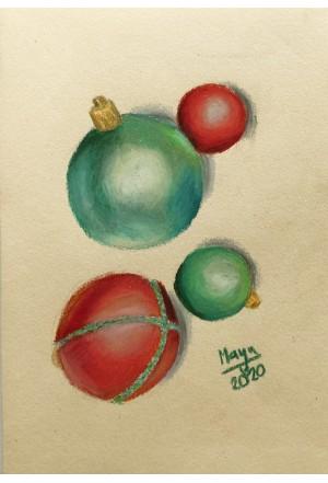přání - Vánoční pohoda