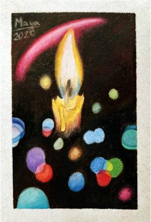 přání - Duhový svit